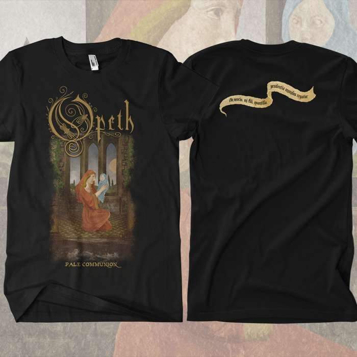 Opeth - 'Mother' T-Shirt - Opeth
