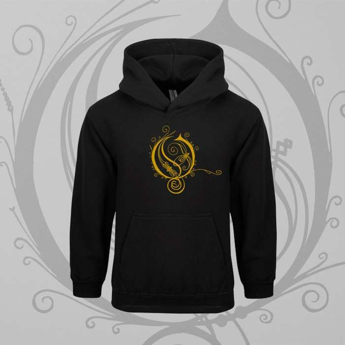 Opeth - 'O' Kids Pullover Hoodie - Opeth