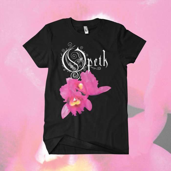 Opeth - 'Orchid' T-Shirt - Opeth