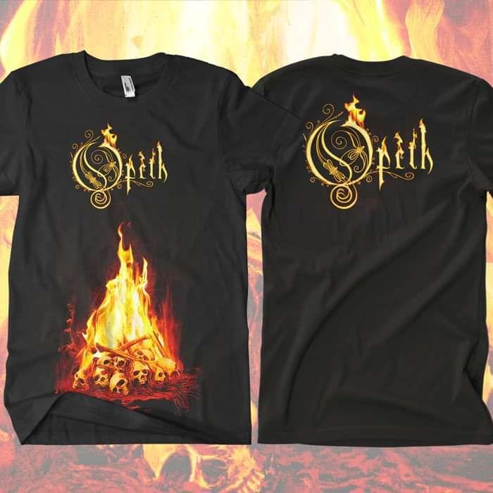 Opeth - 'Pyre' T-Shirt - Opeth