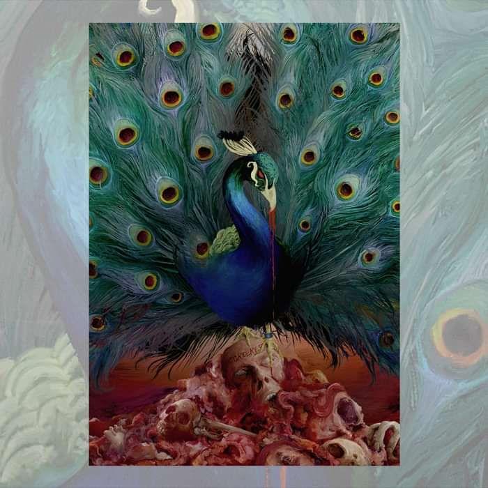 Opeth - Sorceress Flag - Opeth