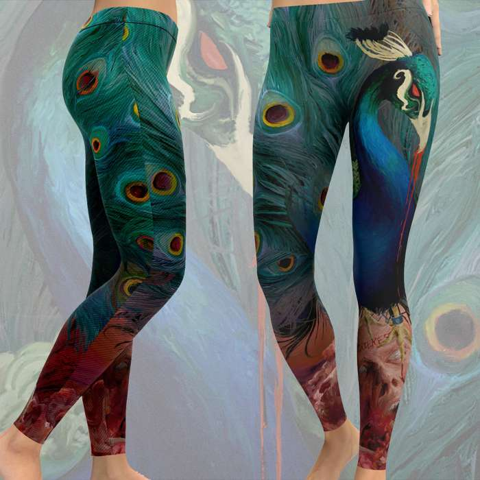 Opeth - 'Sorceress' Leggings - Opeth