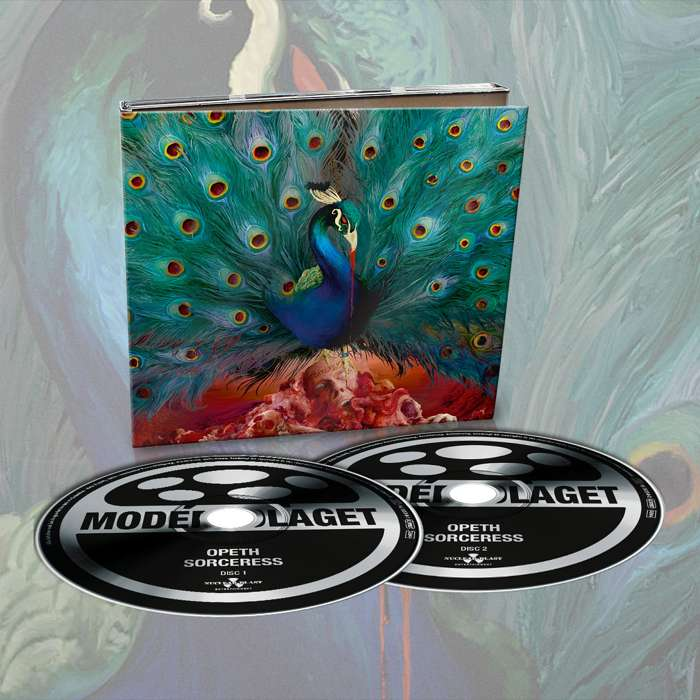 Opeth - Sorceress Limited Edition Digipak 2CD - Opeth