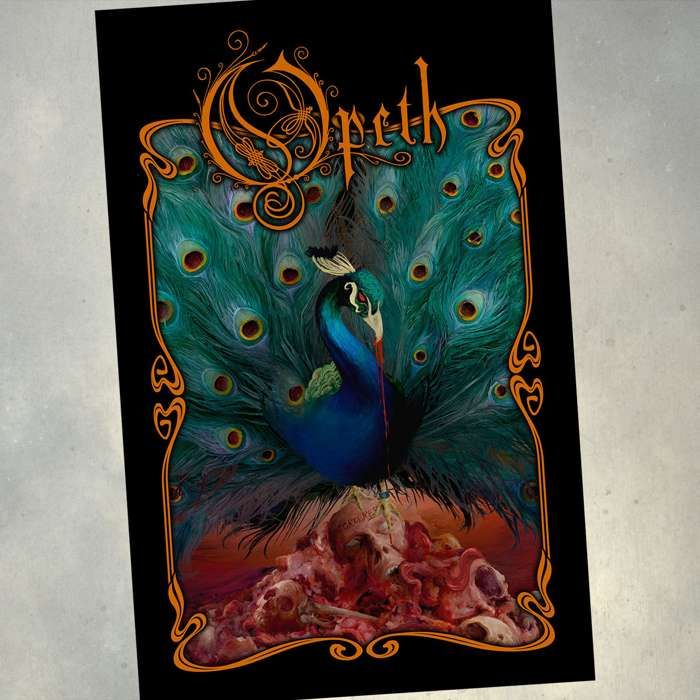 Opeth - 'Sorceress' Textile Poster - Opeth