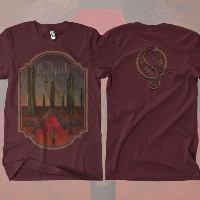 Opeth - 'Stones' T-Shirt - Opeth