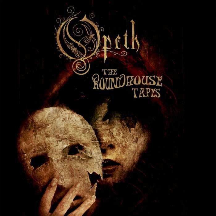 Opeth - 'The Roundhouse Tapes' 2CD+DVD - Opeth
