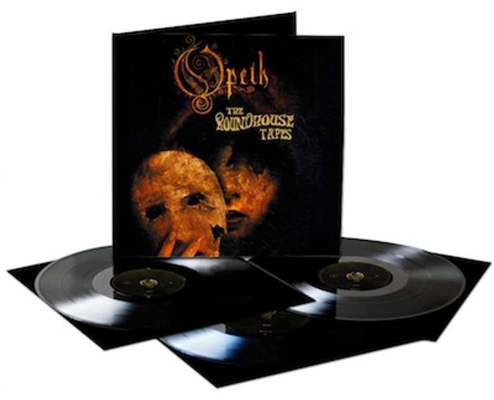 Opeth -  'The Roundhouse Tapes' 3LP 180g Black Vinyl - Opeth