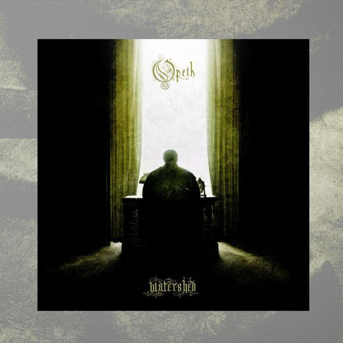 Opeth - 'Watershed' CD - Opeth