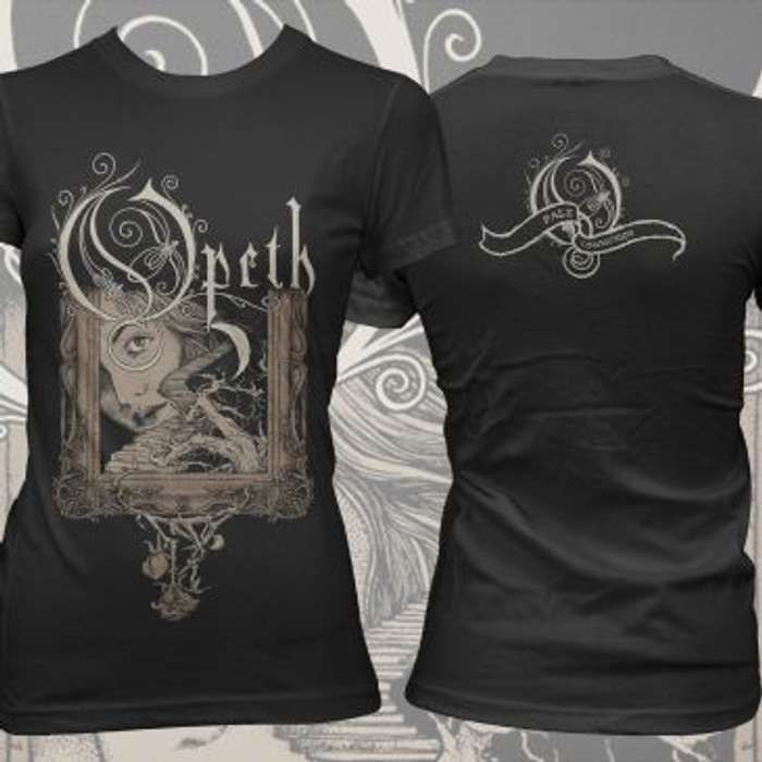 Opeth - 'Window' Fitted T-Shirt - Opeth