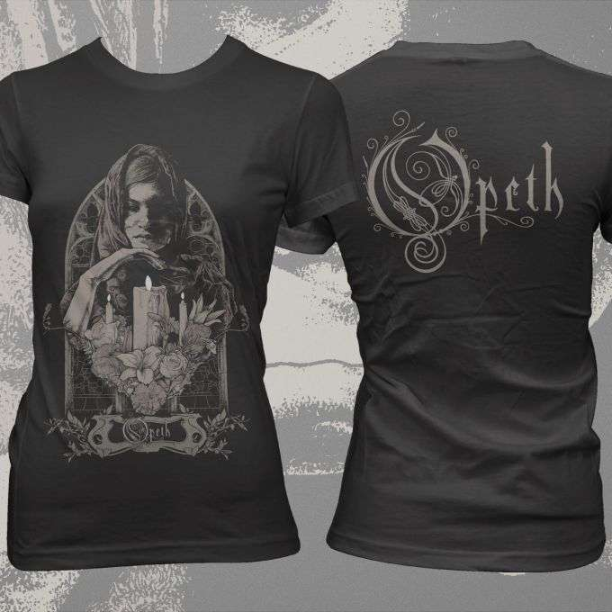 Opeth - Window Girls T-Shirt - Opeth