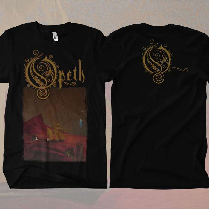 Opeth - 'Wisp' T-Shirt - Opeth