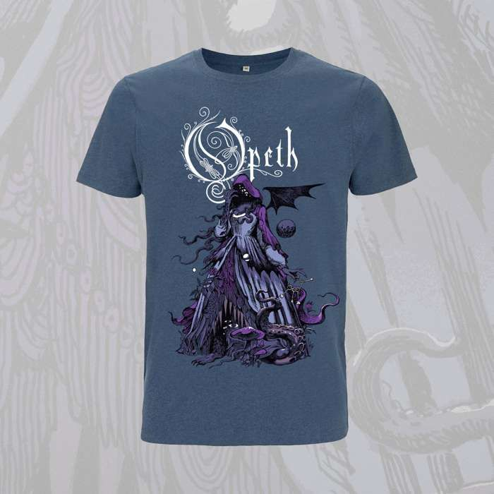 Opeth - 'Woman' Limited Edition T-Shirt - Opeth