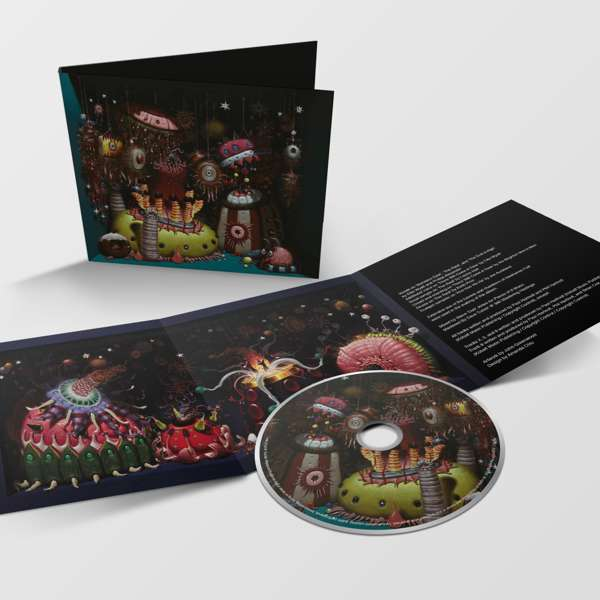 Monsters Exist (CD) - Orbital