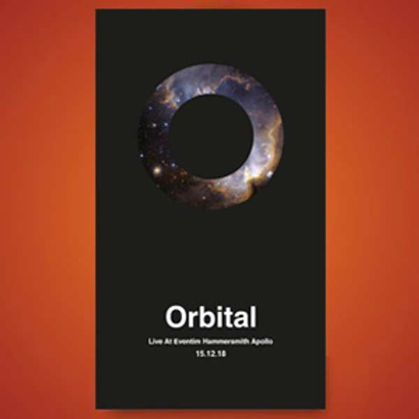 Exclusive *SIGNED* Limited Edition U.S. Style Art Print (inc download of the 2018 London show) - ORBITAL LIVE
