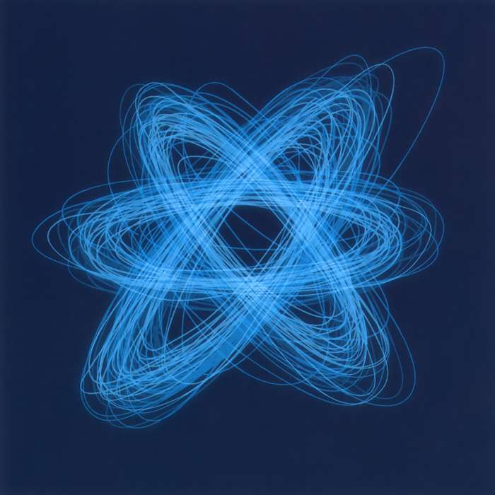 Blue Album CD - Orbital Store