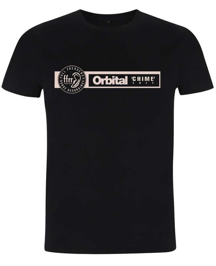 Orbital Black Chime T-Shirt - Orbital