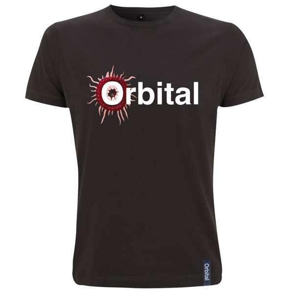 Orbital Black Monsters Exist Logo Tour Tee - Orbital