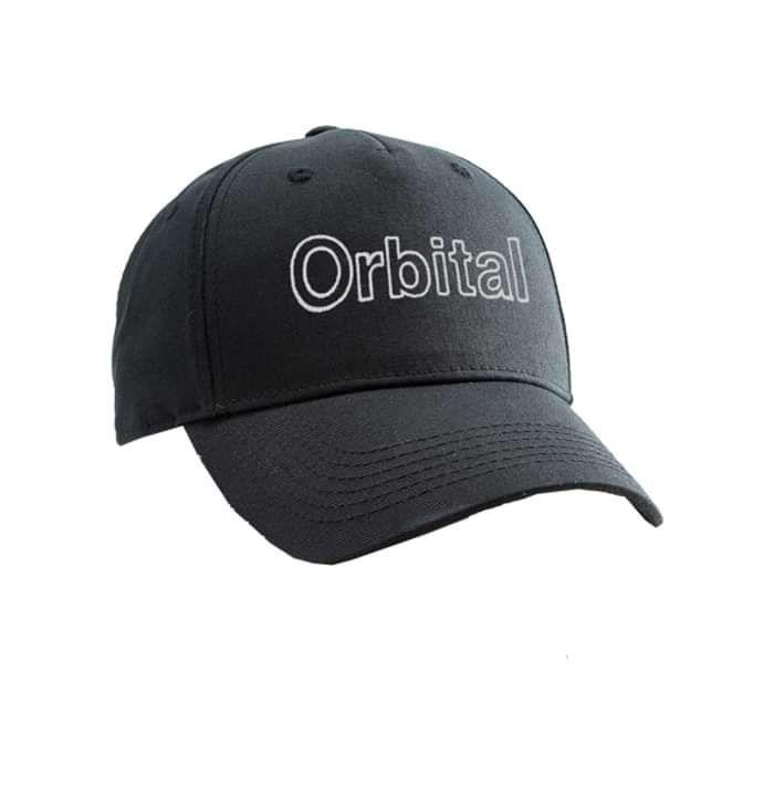 Orbital Embroidered Logo Cap - Orbital