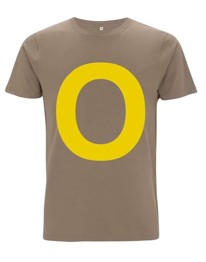 Orbital Walnut Brown O T-Shirt - Orbital