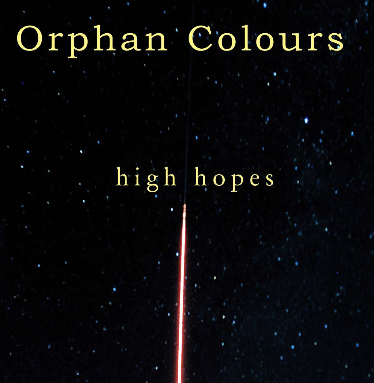 High Hopes EP CD - Orphan Colours