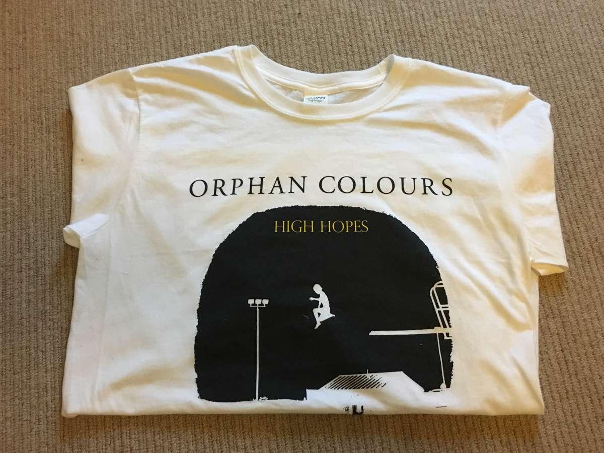 High Hopes T-shirt - Orphan Colours
