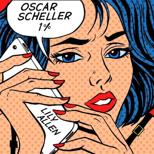 1% with Lily Allen Download (MP3) - Oscar Scheller