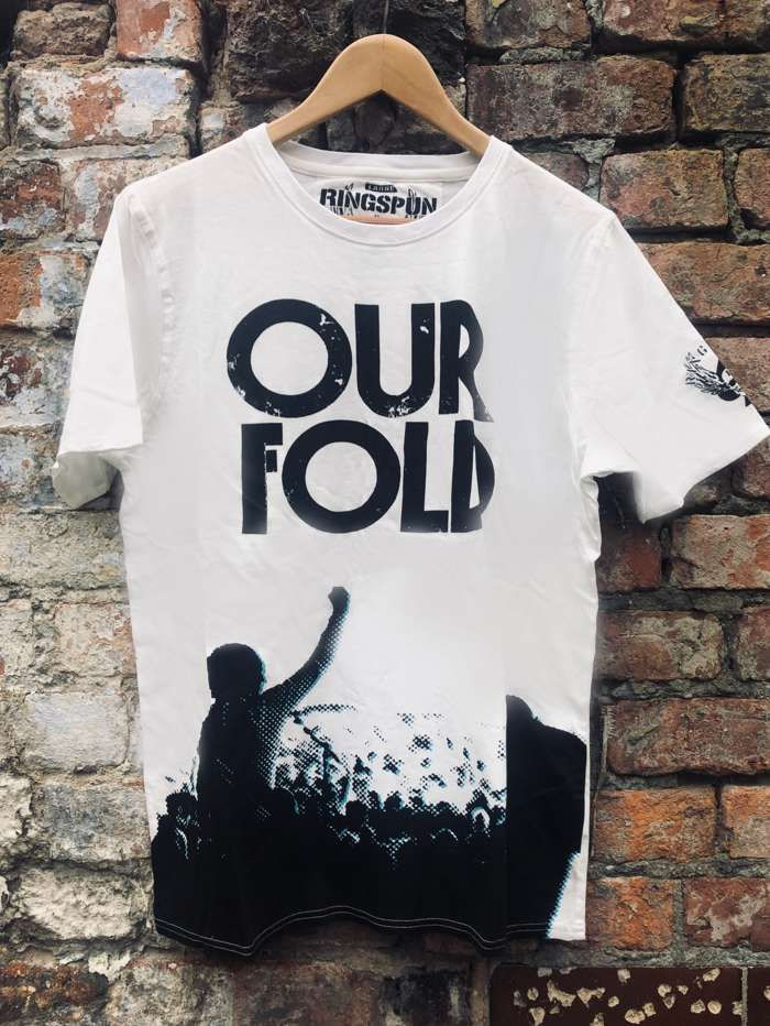 Unisex Our Fold Leeds Reading Festival T - Our Fold