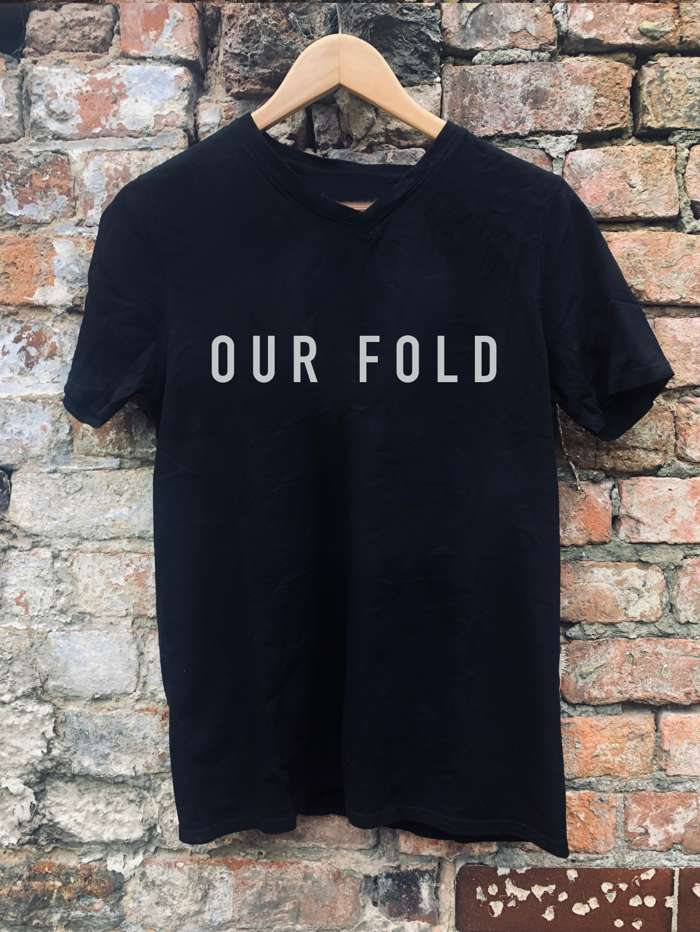 Unisex Our Fold Logo T - Our Fold