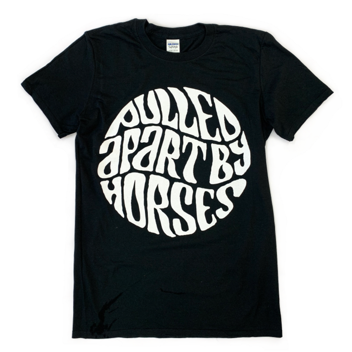 Logo / Black - Pulled Apart By Horses
