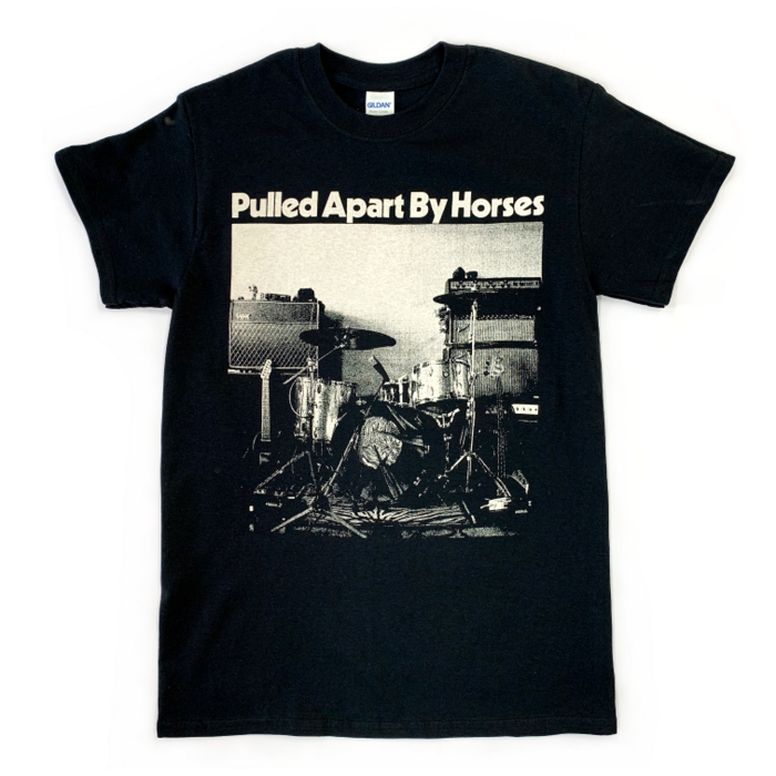(NEW) Is This Thing On? / Black - Pulled Apart By Horses