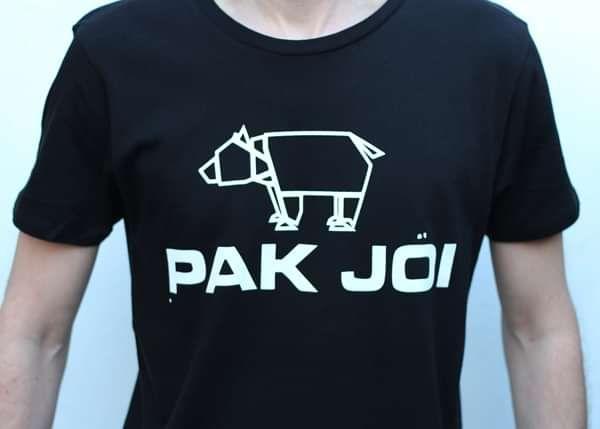 Pak Joi New Season - Black Tshirt - Pak Joi