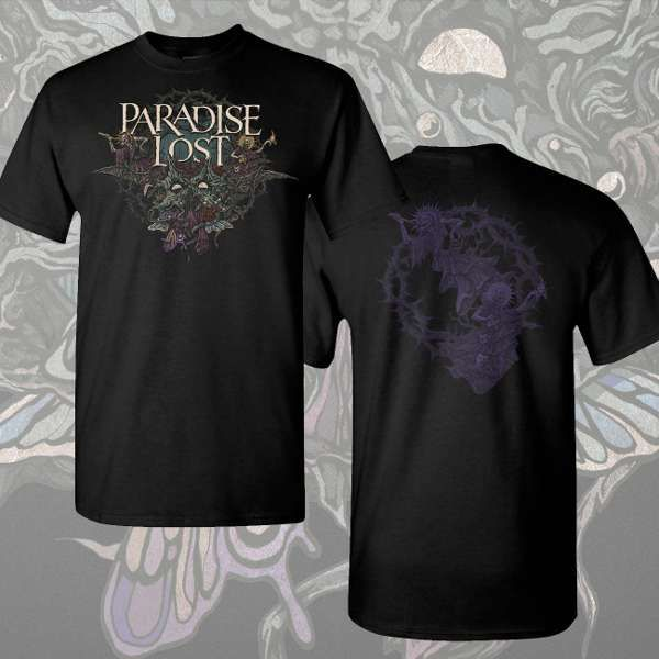 Paradise Lost - '30th Anniversary Tour' T-Shirt - Paradise Lost US