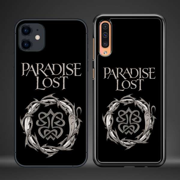 Paradise Lost - 'Crown of Thorns' Mobile Phone Case - Paradise Lost US