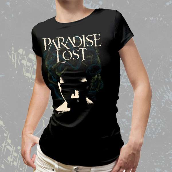 Paradise Lost - 'Medusa' Fitted T-Shirt - Paradise Lost US