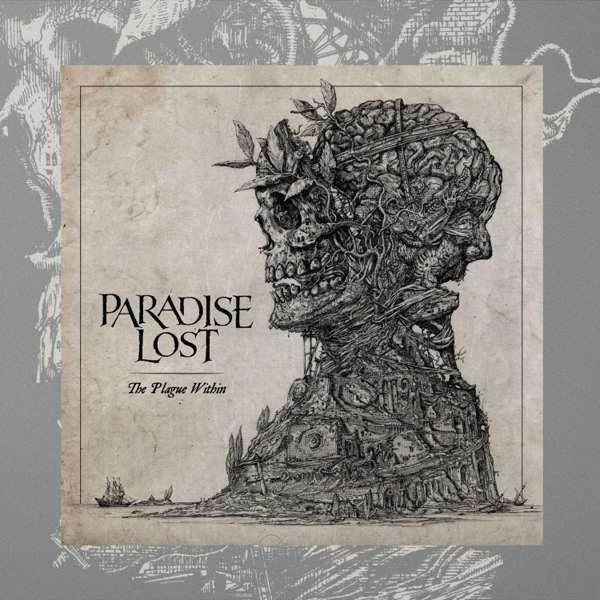 Paradise Lost - 'The Plague Within' CD - Paradise Lost US