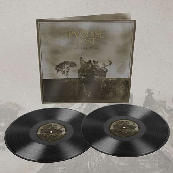 Paradise Lost - 'At The Mill' Black 2LP - Paradise Lost