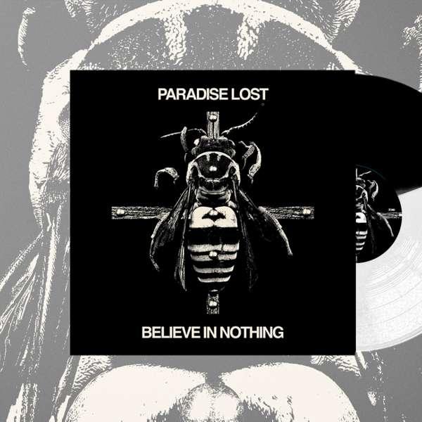 Paradise Lost - 'Believe In Nothing' Bi-Coloured Vinyl - Paradise Lost