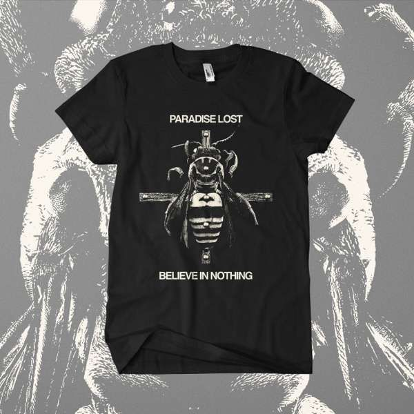 Paradise Lost - 'Believe In Nothing' T-Shirt - Paradise Lost