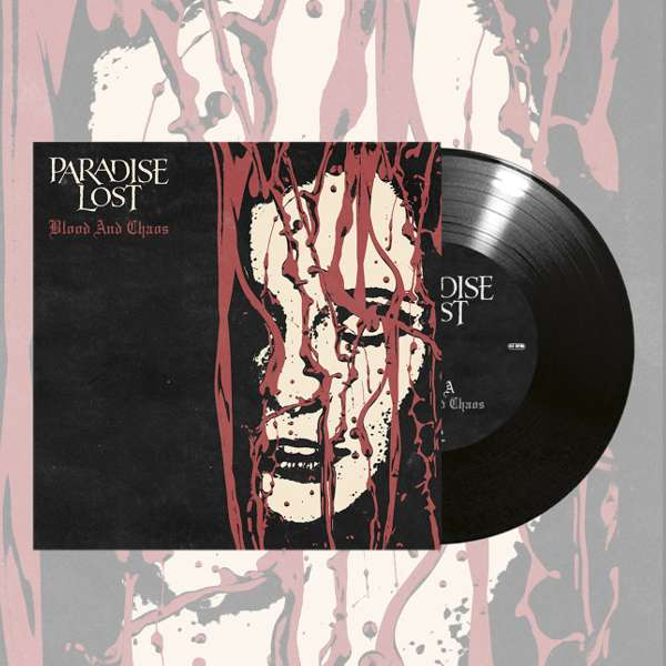 Paradise Lost - Blood and Chaos 7'' Single - Paradise Lost