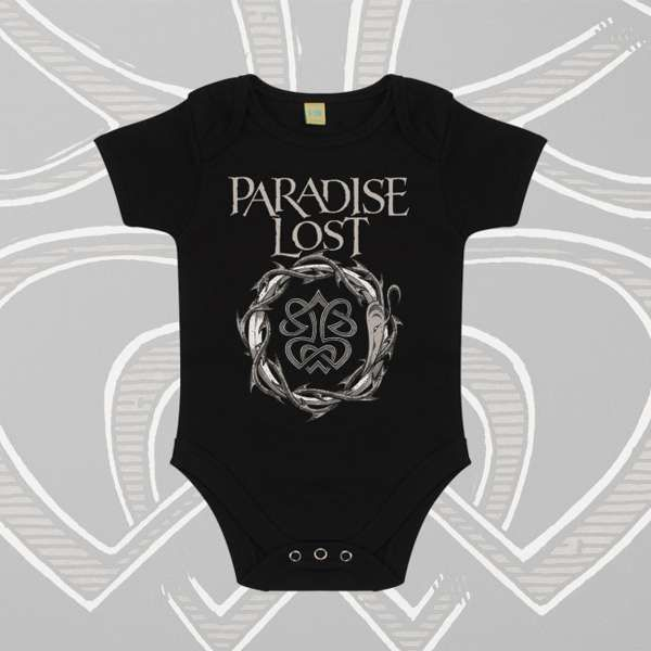 Paradise Lost - 'Crown of Thorns' Baby Bodysuit - Paradise Lost