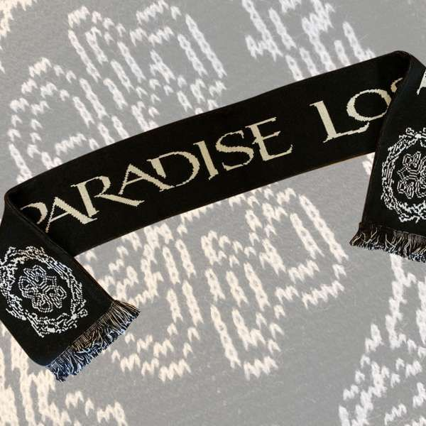 Paradise Lost - 'Crown of Thorns' Jacquard Scarf - Paradise Lost