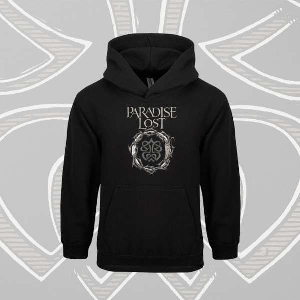 Paradise Lost - 'Crown of Thorns' Kids Pullover Hoodie - Paradise Lost