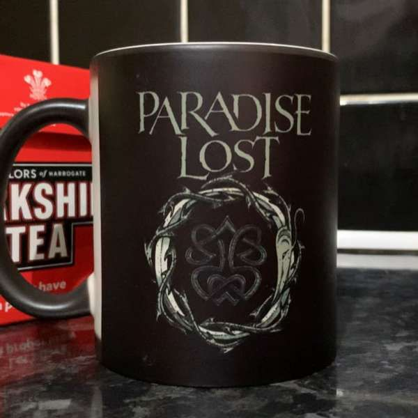 Paradise Lost - 'Crown of Thorns' Limited Edition Heat Reveal Mug - Paradise Lost