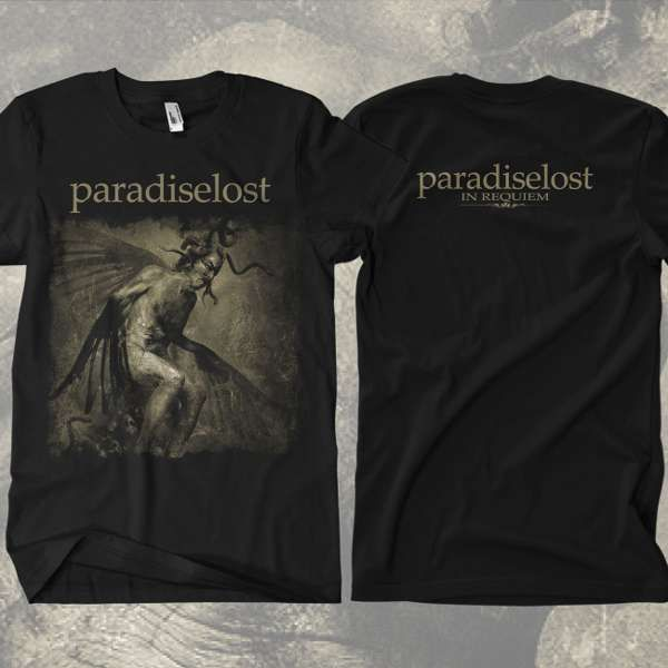 Paradise Lost - 'Devil' T-Shirt - Paradise Lost