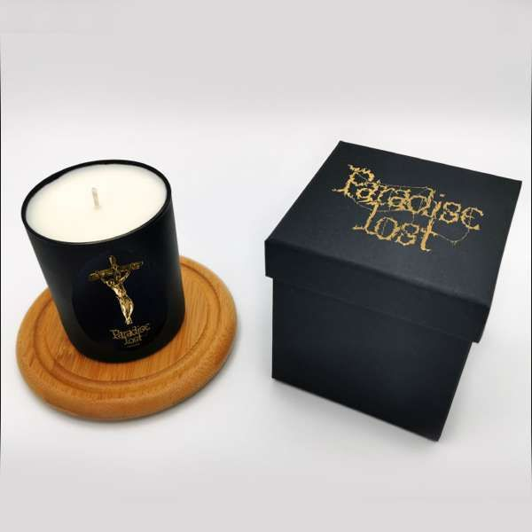 Paradise Lost - 'Gothic' 30th Anniversary Limited Edition Candle - Paradise Lost