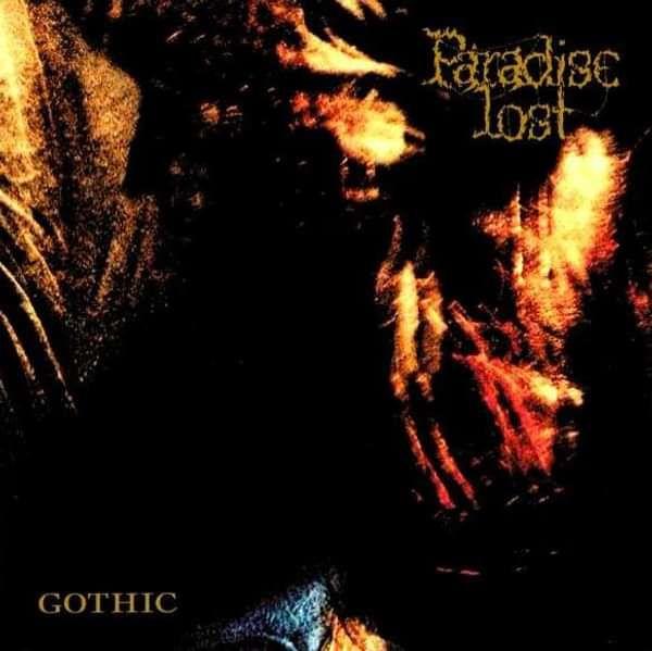 Paradise Lost - 'Gothic' LP - Paradise Lost