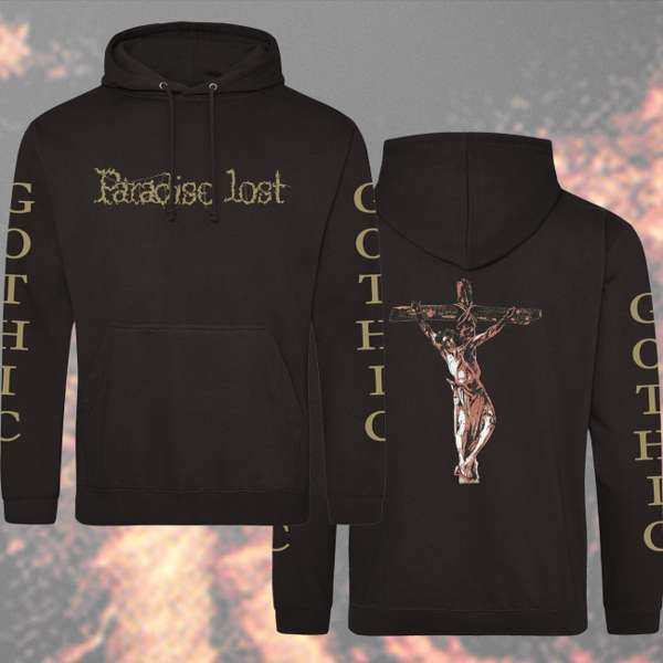 Paradise Lost - 'Gothic' Pullover Hoody - Paradise Lost