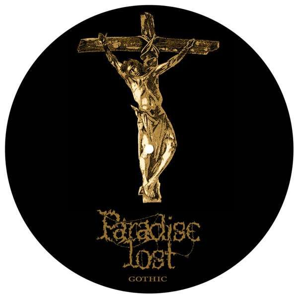 Paradise Lost - 'Gothic' Vinyl Slipmat - Paradise Lost