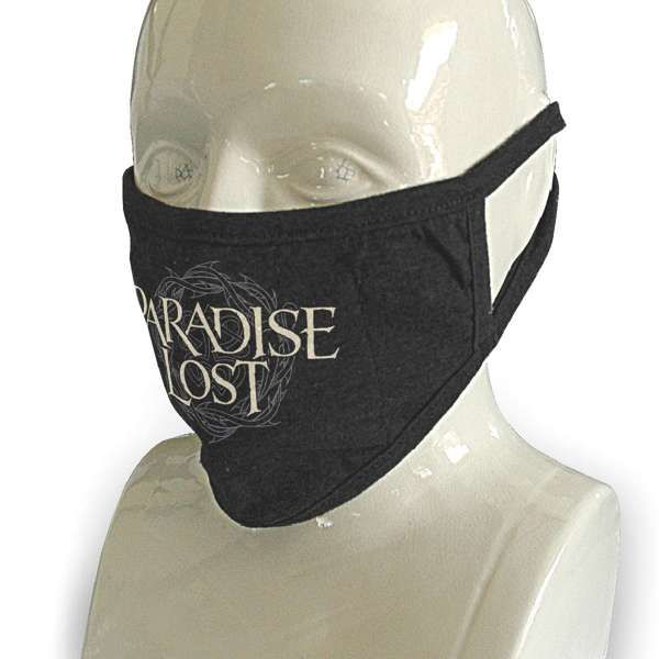 Paradise Lost - 'Logo' Face Mask - Paradise Lost