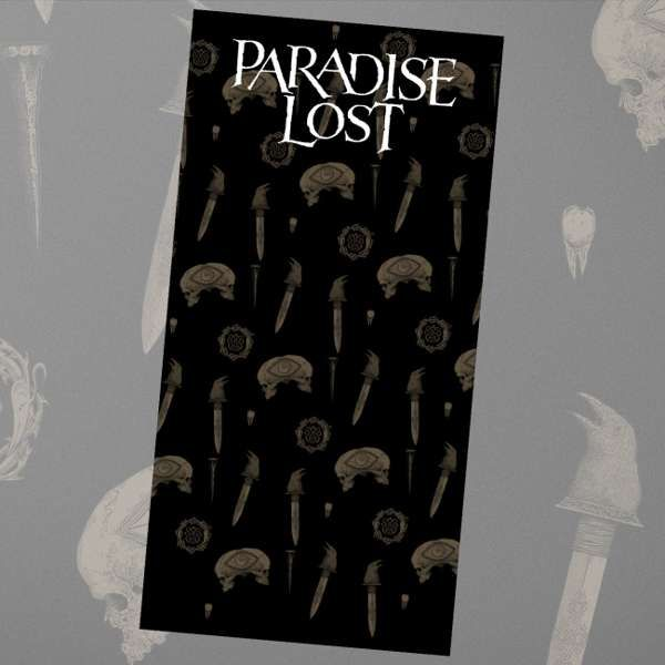 Paradise Lost - 'Obsidian' Snood - Paradise Lost